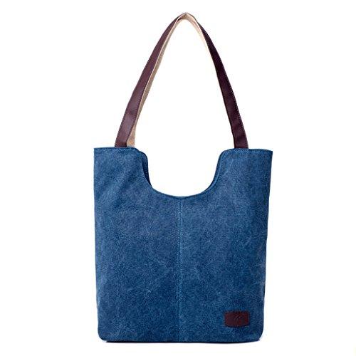 Super Modern - Sacchetto donna blu