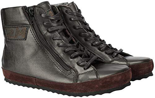 Magical Shoes - Alaskan Winter Barfußschuhe | Damen | Herren | Jugendliche | Zero Drop | Flexibel | Rutschfest | Ziegenleder | Warm, Größe:40 / 256mm, Farbe:Braun