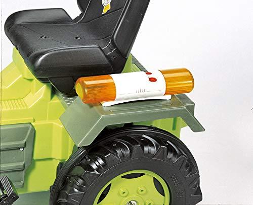 Rolly Toys rollyLight and Sound (Blinklicht mit Soundeffekt, für RollyToys Fahrzeuge, drei Kombinationen) 409594