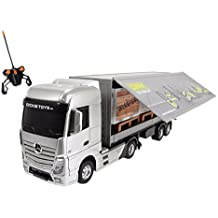 camion telecommande. Black Bedroom Furniture Sets. Home Design Ideas