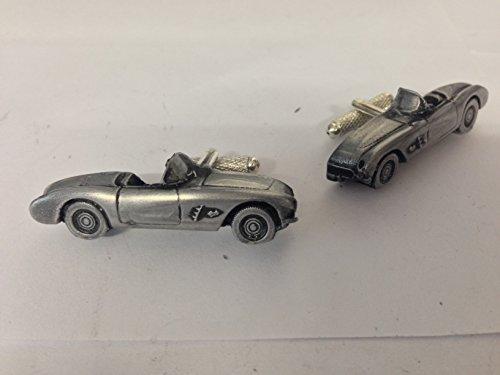 chevrolet-corvette-circa-19573d-manschettenknpfe-classic-car-zinn-effekt-manschettenknpfe-ref36