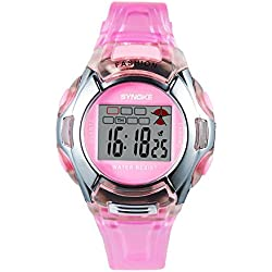 Amstt Boys Girls WristWatch Children Digital Watches Watch Silicone Waterproof Sport Watch