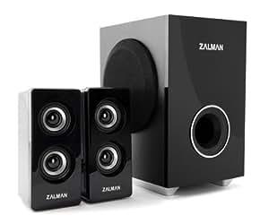 Zalman ZM-S400 Enceintes PC / Stations MP3 RMS 5 W