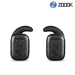 Zoook Rocker Vibes Bluetooth Earbuds (Black)
