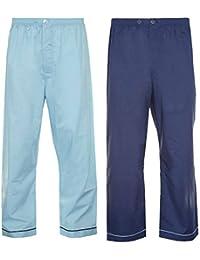 Champion Hampton Bas de Pyjama Coton Lot de 2 Homme