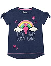 TROLLS Camiseta para niñas Poppy