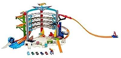 Mattel Hot Wheels CMP80 - Megacity Parkgarage von Mattel