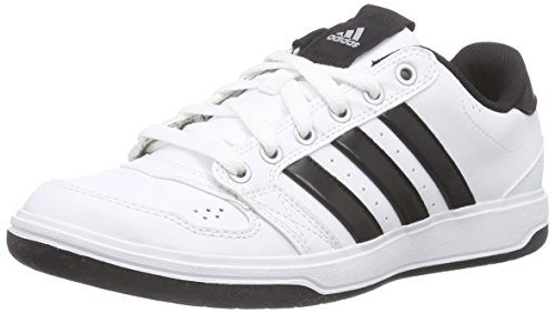 adidas PerformanceOracle V - Scarpe da Tennis Uomo , Bianco (Weiß (Running White Ftw/Black 1/Metallic Silver)), 39 1/3