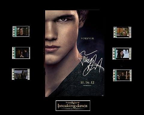 Twilight Breaking Dawn Part 2 Film Cell Presentation : Jacob