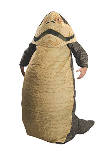 888746 - Jabba the Hutt, inflatable Costume ()
