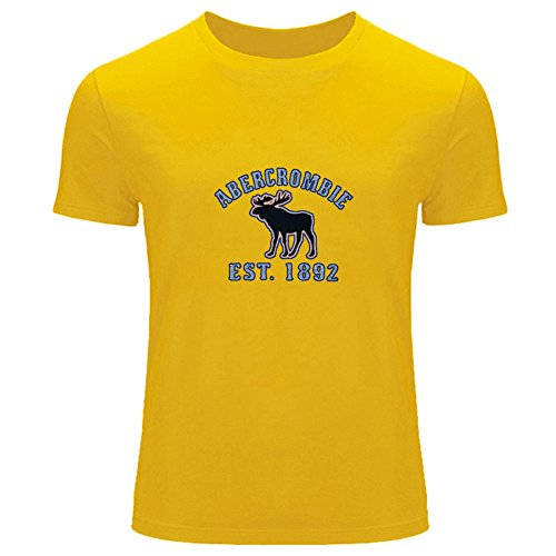 AF Abercrombie Fitch Printed For Boys Girls T-shirt Tee Outlet (Outlet Abercrombie Kid)