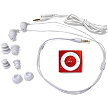 Underwater Audio - iPod Shuffle Impermeable y Sumergible (Waterproof iPod), Paquete con Auriculares