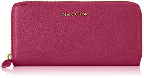 Marc O'Polo Damen Emilie Geldbörse, Rot (Fuchsia Red), 3x11x20 cm Fuchsia Damen Schuhe