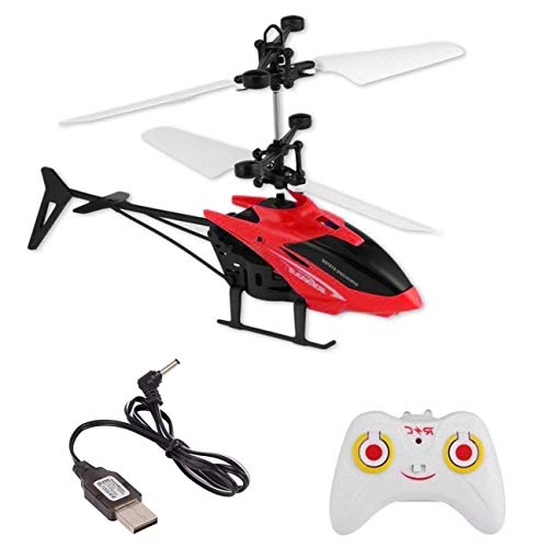 higadget Flying Indoor Helicopter with Remote