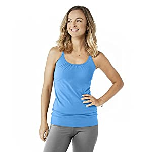 Lotuscrafts Yoga Top Damen Lang aus Bio-Baumwolle