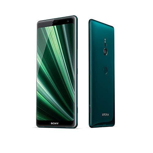 """Foto Sony Xperia XZ3 - Smartphone con display OLED da 6"""" (64GB di memoria interna, 4GB RAM, Snapdragon 845, Android 9.0) - Verde bosco"""