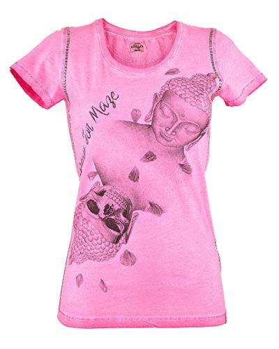 Maze Shirt MSH1-53-06 Pink
