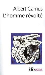 """Afficher """"L'Homme révolté"""""""