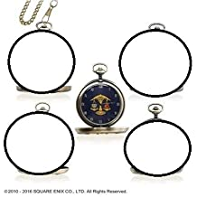 Final Fantasy XIV design pocket watch Taito limited Tripartite Pact (blue) separately