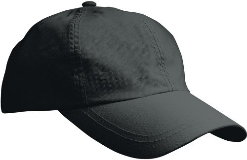 Myrtle Beach Uni Cap 6 Panel Outdoor Sports, black, One size, MB6116 bl