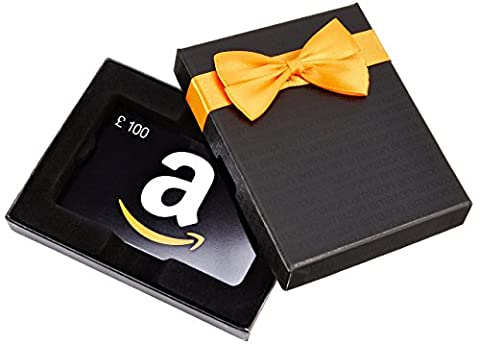 Amazon.co.uk Gift Card - In a Gift Box - £100 (Generic)