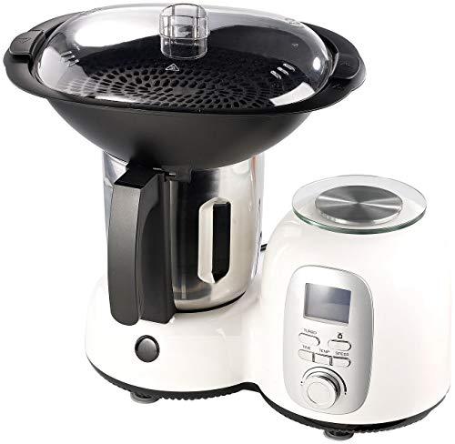JOLTA® EVOLUTIONSMIX multifunktionale Küchenmaschine mit Kochfunktion und