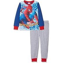 Aykroyds Boys Spiderman PJ, Conjuntos de Pijama para Niñas