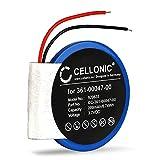 CELLONIC Batterie Premium Compatible avec Garmin Approach S1 Approach S3 Approach S4...