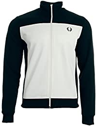 Fred Perry Embroidered Track Jacket, Veste sport
