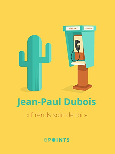 Prends Soin De Toi Ebook Jean Paul Dubois Amazon Fr