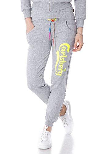 carlsberg-pantaloni-tuta-donna-stampa-cbd2292-xs-grigio