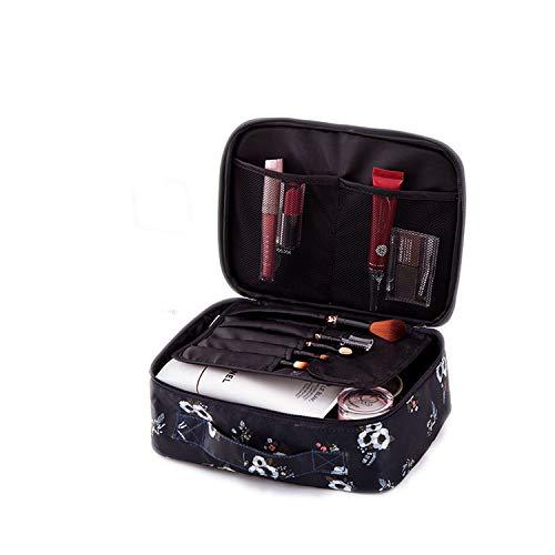 Kosmetiktasche/Kosmetiktasche für unterwegs, Polyester, wasserdicht, Kosmetiktasche Style A10 Einheitsgröße