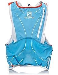 Salomon - SALOMON - Sac a Dos Trail - S-LAB ADVANCED SKIN3 12 SET Bleu/Blanc - tailles: M/L