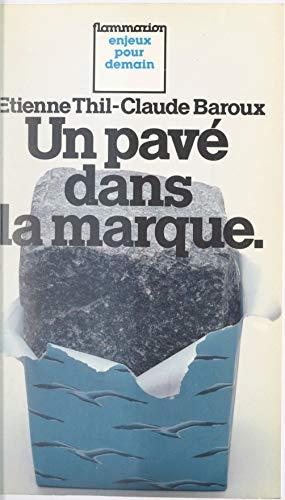 Un pavé dans la marque (French Edition)