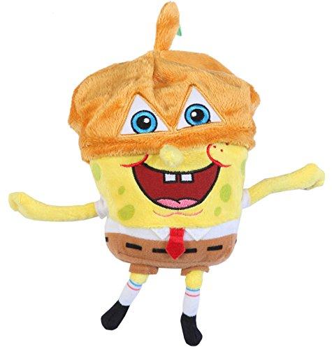 SpongeBob Figur 20 cm Plüschfigur Darcula Fledermaus Kürbis Haloween Kuscheltier (Halloween)