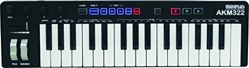 MIDIPLUS AKM322 USB MIDI keyboard controller