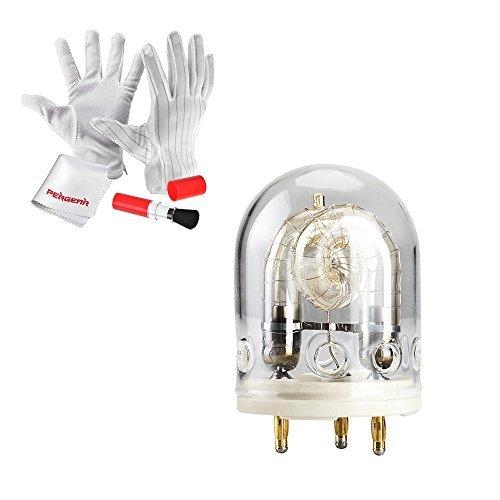 Godox AD-H600 600W Bulb Flash Blitzgeräte Tube Birne Lampe mit Pergear Reinigung Set für Godox Witstro AD600 AD600B AD600M AD600BM 600w Flash