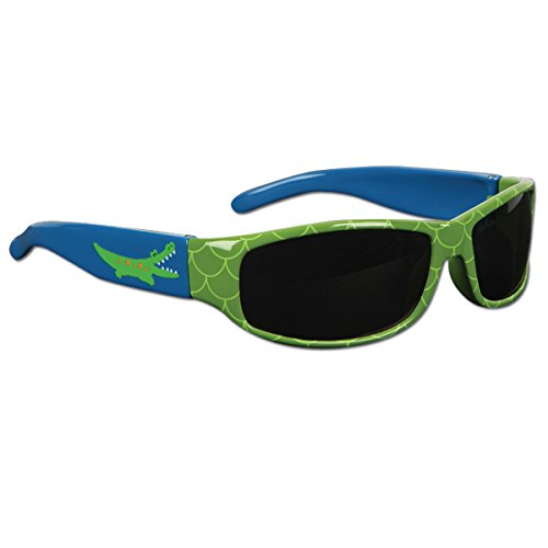 Jungen Sonnenbrille KROKODIL Kinder Sonnenbrille mit UV-Schutz