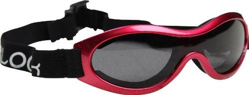 Zunblock Kinder 8040541 Wrap Sonnenbrille, Pink