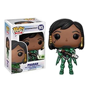 Funko Pop Pharah Esmeralda (Overwatch 95) Funko Pop Overwatch