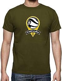 latostadora - Camiseta Planeta Cuao para Hombre