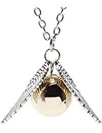 Inception Pro Infinite Collier - Harry Magicien - Vif d'or - Perle d'or