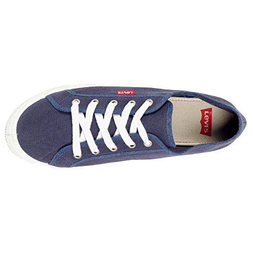 LEVIS FOOTWEAR AND ACCESSORIES Malibu, Basses Homme Bleu (Bleu)