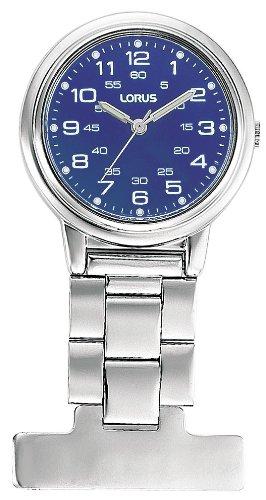 Lorus Reloj Analógico de Cuarzo Unisex con Correa de Piel – RG251DX9