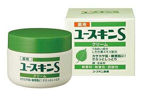 Yuskin S-series - Body Cream For Sensitive Skin 70g (japan import)