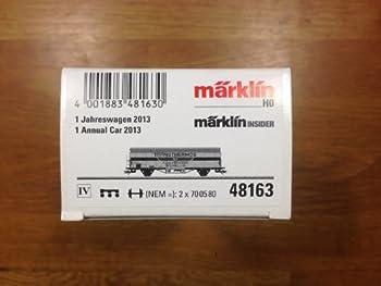 Märklin H0 48163 Insider Jahreswagen 2013 1