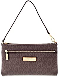 Michael Kors Jet Set Large Wristlet ‑ Brown