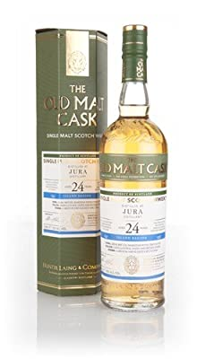 Jura 24 Year Old 1992 - Old Malt Cask Single Malt Whisky
