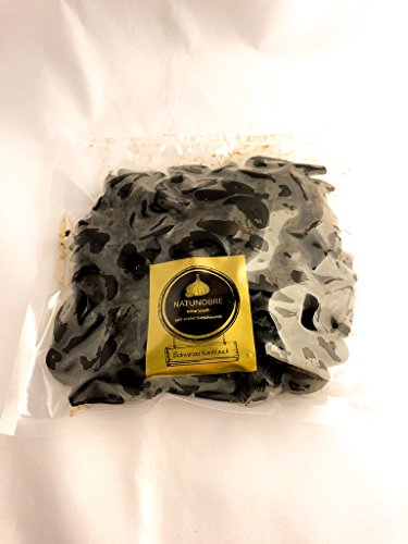 Schwarzer Knoblauch fermentiert. GESCHÄLT, 500g,...