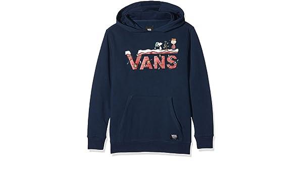 Vans_Apparel Jungen X Peanuts Holiday Po S Kapuzenpullover